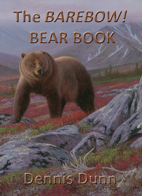 Bear Book (Cover) by Dennis Dunn