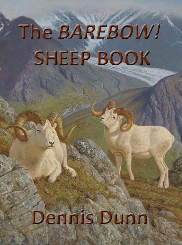 Sheep Book (Cover) by Dennis Dunn